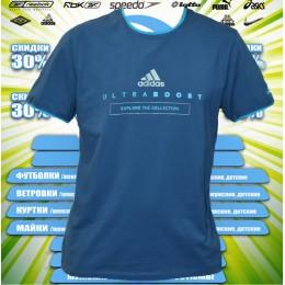 Adidas Ultra Boost футболка БОЛЬШИЕ РАЗМЕРЫ 00099