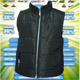 Sport жилетка (цв.черный)  00002