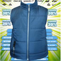 Sport жилетка (цв.синий) 00003