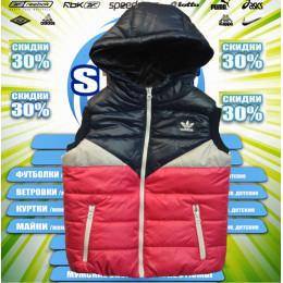 Adidas жилетка (цв.розовый) 00005