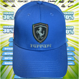 Ferrari Puma кепка (цв.синий) 00008