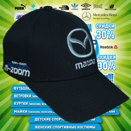 Mazda кепка