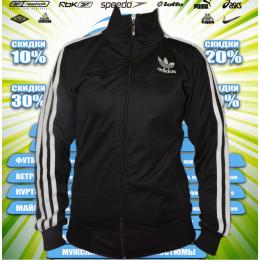 Adidas кофта (спортивный костюм)  (цв. черный) 00002