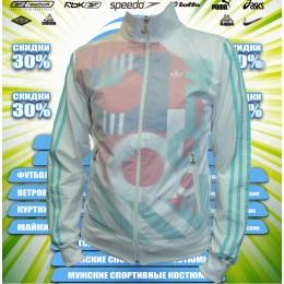 Adidas женская кофта (спортивный костюм) 00028