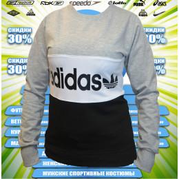 Adidas женская кофта (спортивный костюм) 00031
