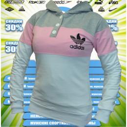 Adidas женская кофта (спортивный костюм) 00034