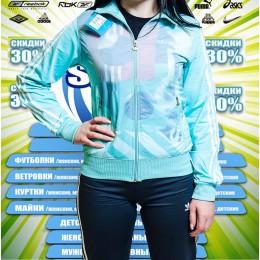 Adidas кофта (спортивный костюм)  (цв.мята)