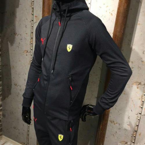 c417b03dc541 ... Ferrari - Puma штаны (спортивный костюм) 00030
