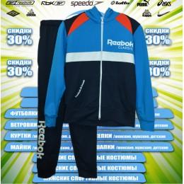 Reebok кофта спортивная подросток (спортивный костюм) 00021