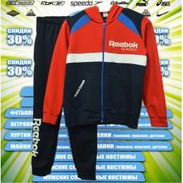 Reebok кофта спортивная подросток (спортивный костюм) 00023