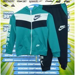 Nike кофта спортивная детская (спортивный костюм) 00025