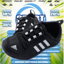 Adidas Daroga кроссовки (цв. черный) 00021