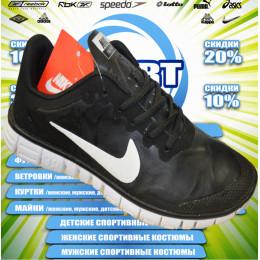 Nike FREE 3.0 кроссовки (цв.черный) 00078