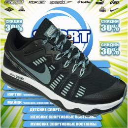 Nike  кроссовки (цв.черный) 00013