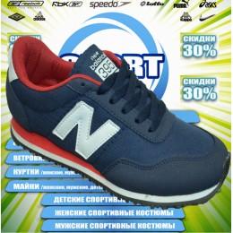 New Balance кроссовки (цв.синий) 00011