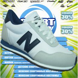 New Balance кроссовки (цв.белый) 00042