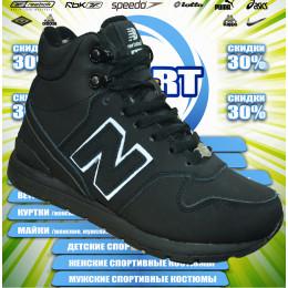New Balance 696  classic кроссовки  зима 00025