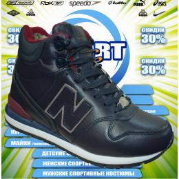 New Balance 696  classic кроссовки  зима 00026