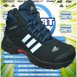 Adidas climaproof кроссовки зима 00053