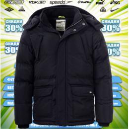 Sport куртка парка (цв.синий) 00001