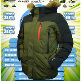 GLO-STORY куртка-парка зима подросток 00019