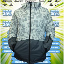 Just Play женская спортивная куртка GREY 00032