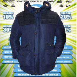Куртка-парка зима 00032