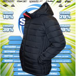 Remain куртка удлиненная зима (цв.черный) 00069