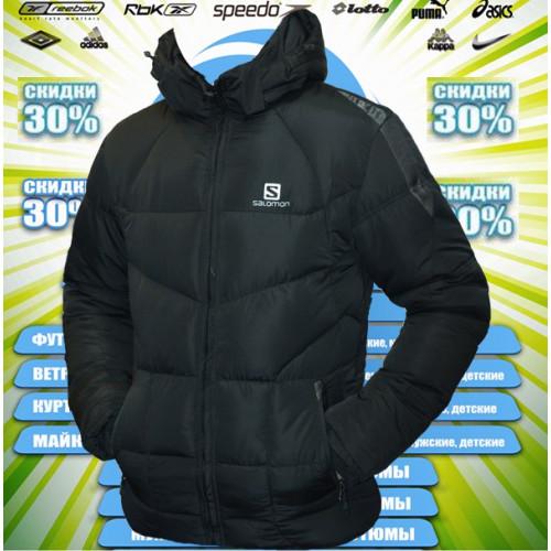 Купить Зимнюю Куртку Саломон