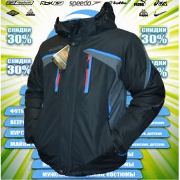 Columbia Omni Heat Горнолыжная куртка зима (цв.черный) 00043