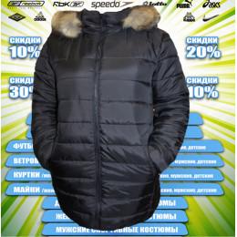 Sport пальто женское (цв.синий) 00007