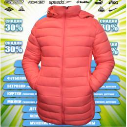 Remein пальто женское (цв.карал)  00001