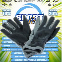 Nike перчатки зима  00001
