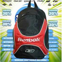 Reebok рюкзак (цв.черный) 00003