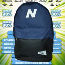 New Balance рюкзак (цв.черный) 00011