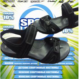 Adidas сандали (цв.черный) 00004