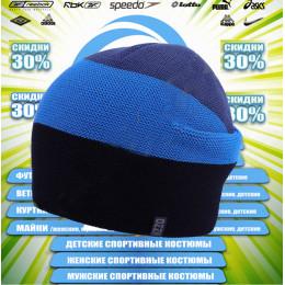 OZZI спортивная шапка (тем.синяя) 00012