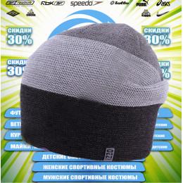 OZZI спортивная шапка (цв.тем.серый) 00014