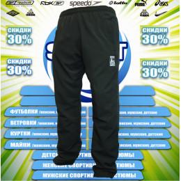 Adidas штаны-микрофибра  (цв.черный) 00041