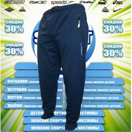 Adidas Porsche Design штаны (спортивный костюм) Турция лакоста (цв.синий) 00040