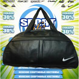 Nike сумка женская (цв.черный) 00009