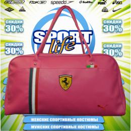 Ferrari сумка женская (цв.розовый) 00010
