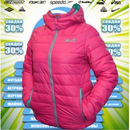 Sport куртка демисезонная (цв.розовый) 00003