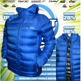 Sport ветровка (цв.синий) 00020